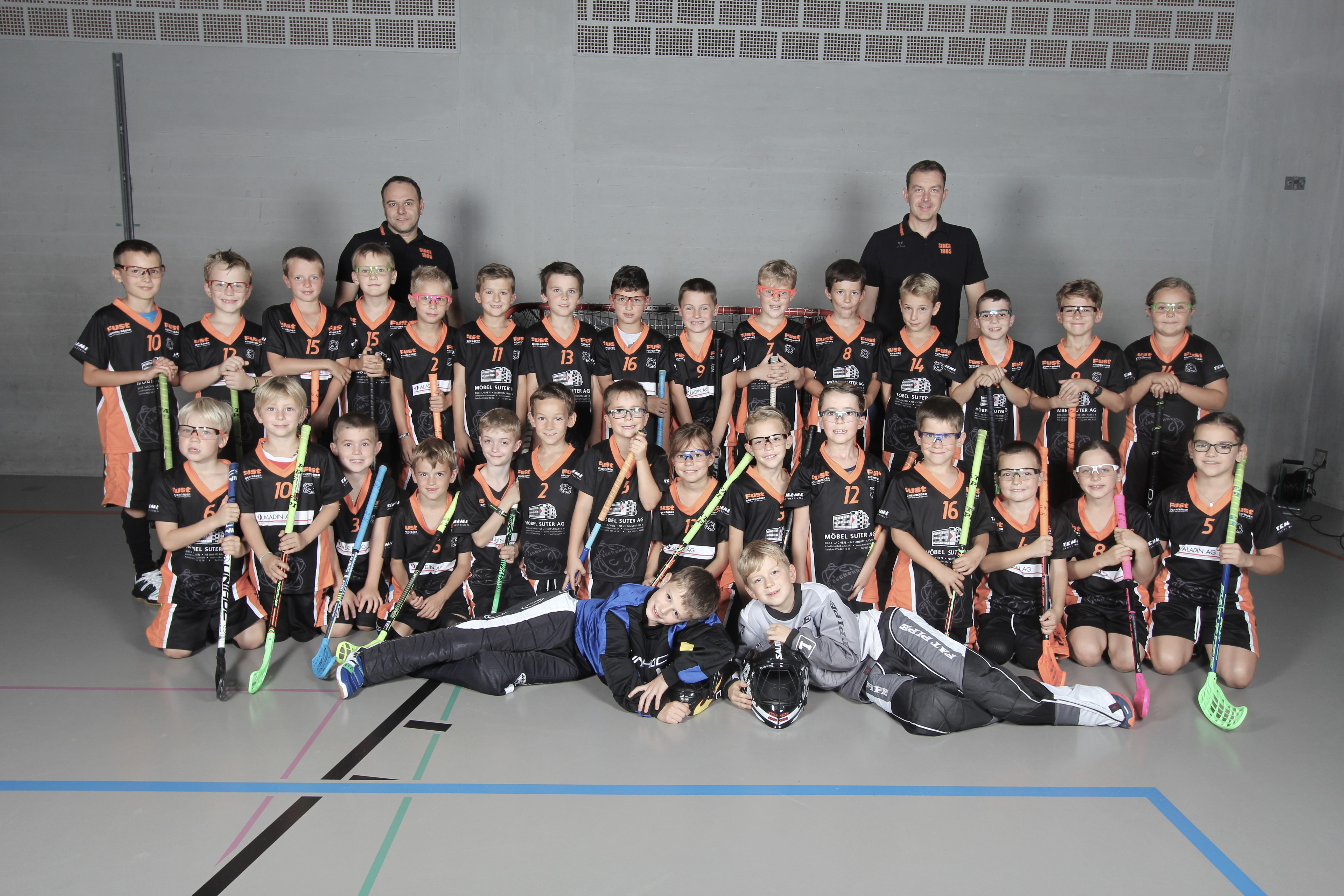 Junioren E1 - Saison 2015/2016