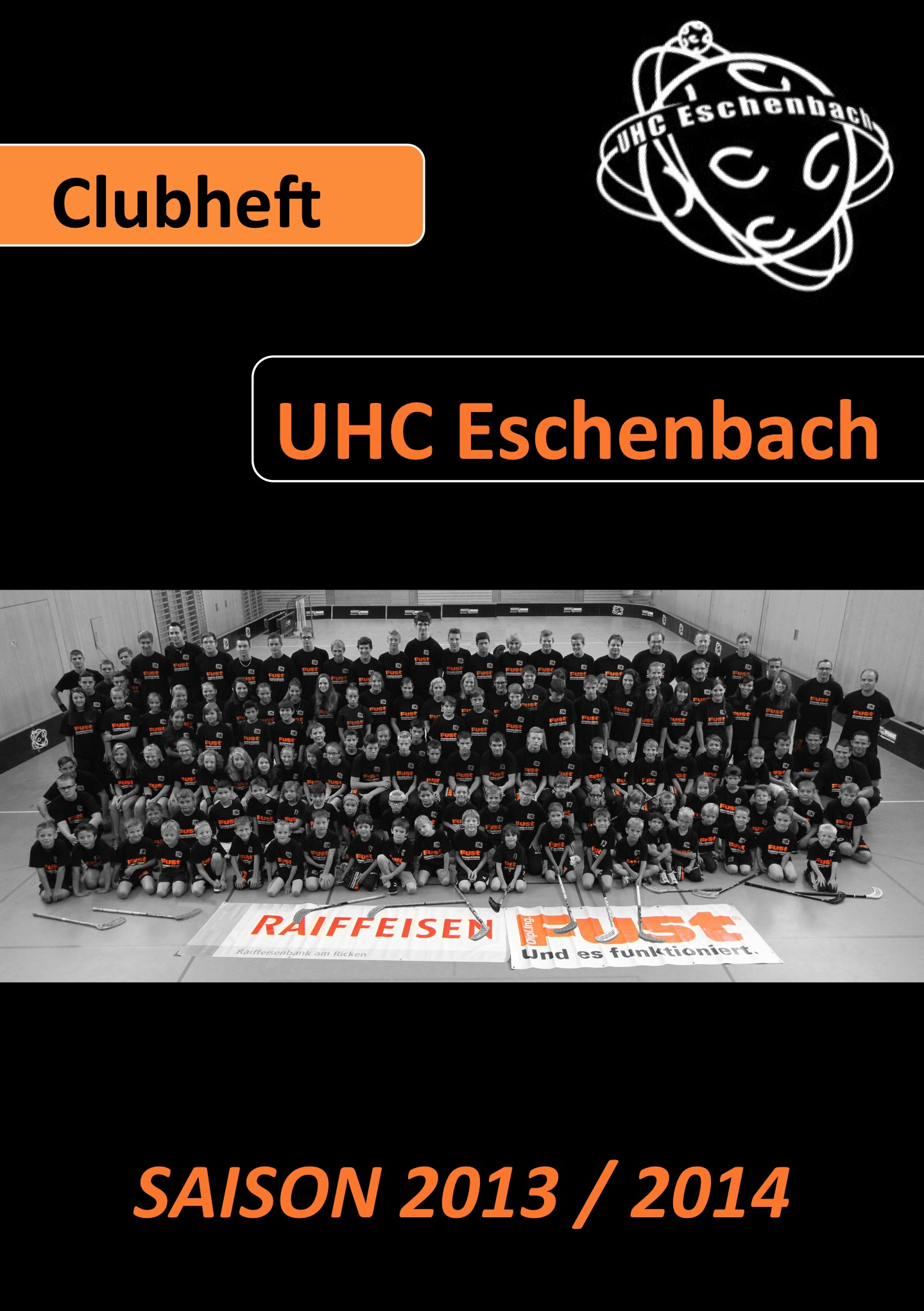 Clubheft Saison 2013/2014