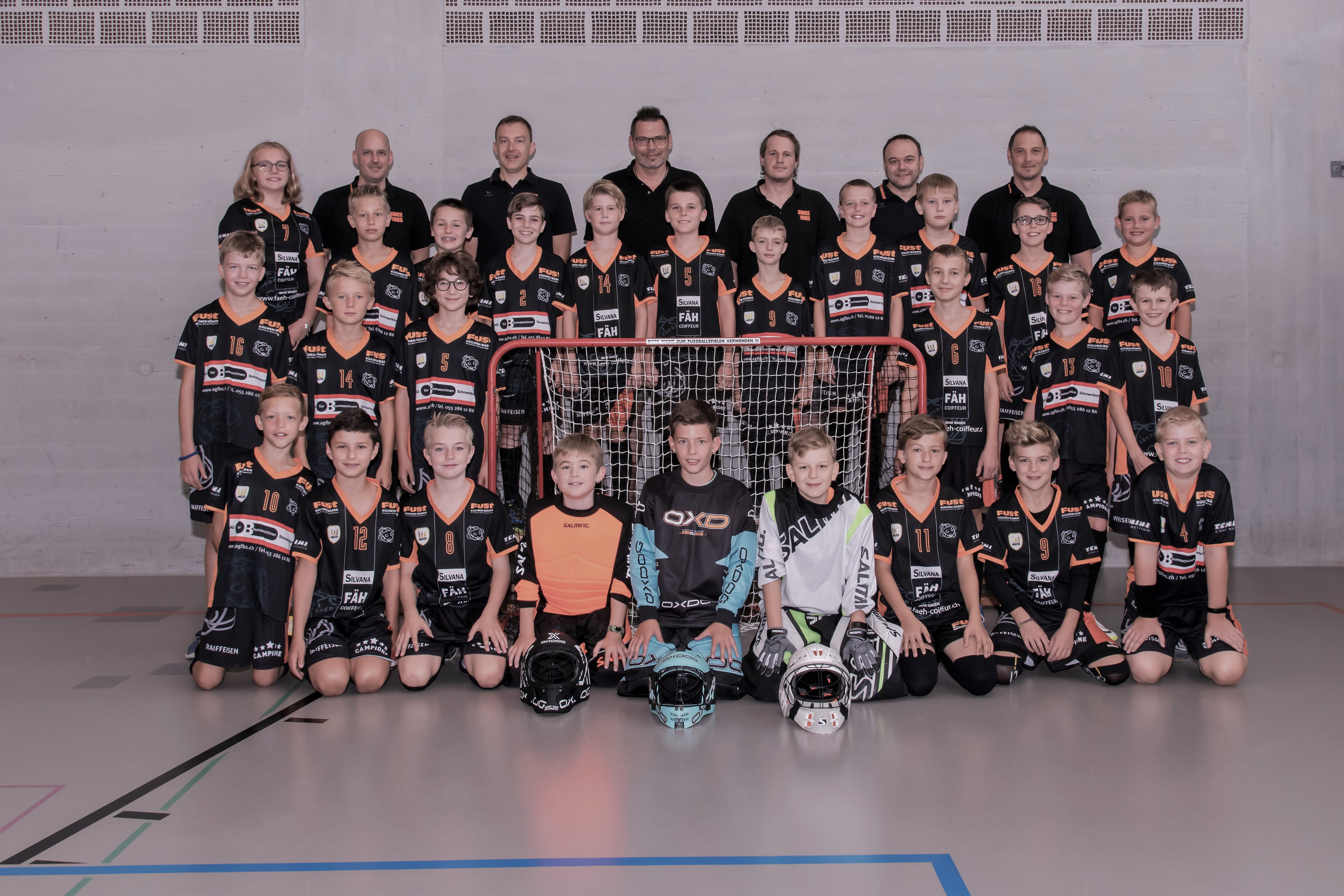 Junioren D - Saison 2015/2016